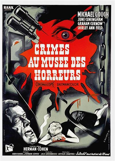Crime in the Museum of Horrors