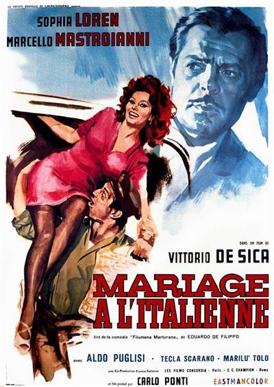 Marriage Italian-Style