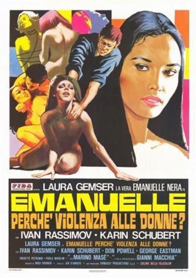 Emanuelle Versus Violence to Women