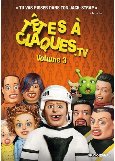 Têtes à claques - Volume 3