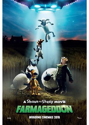 Shaun the Sheep Movie: Farmageddon