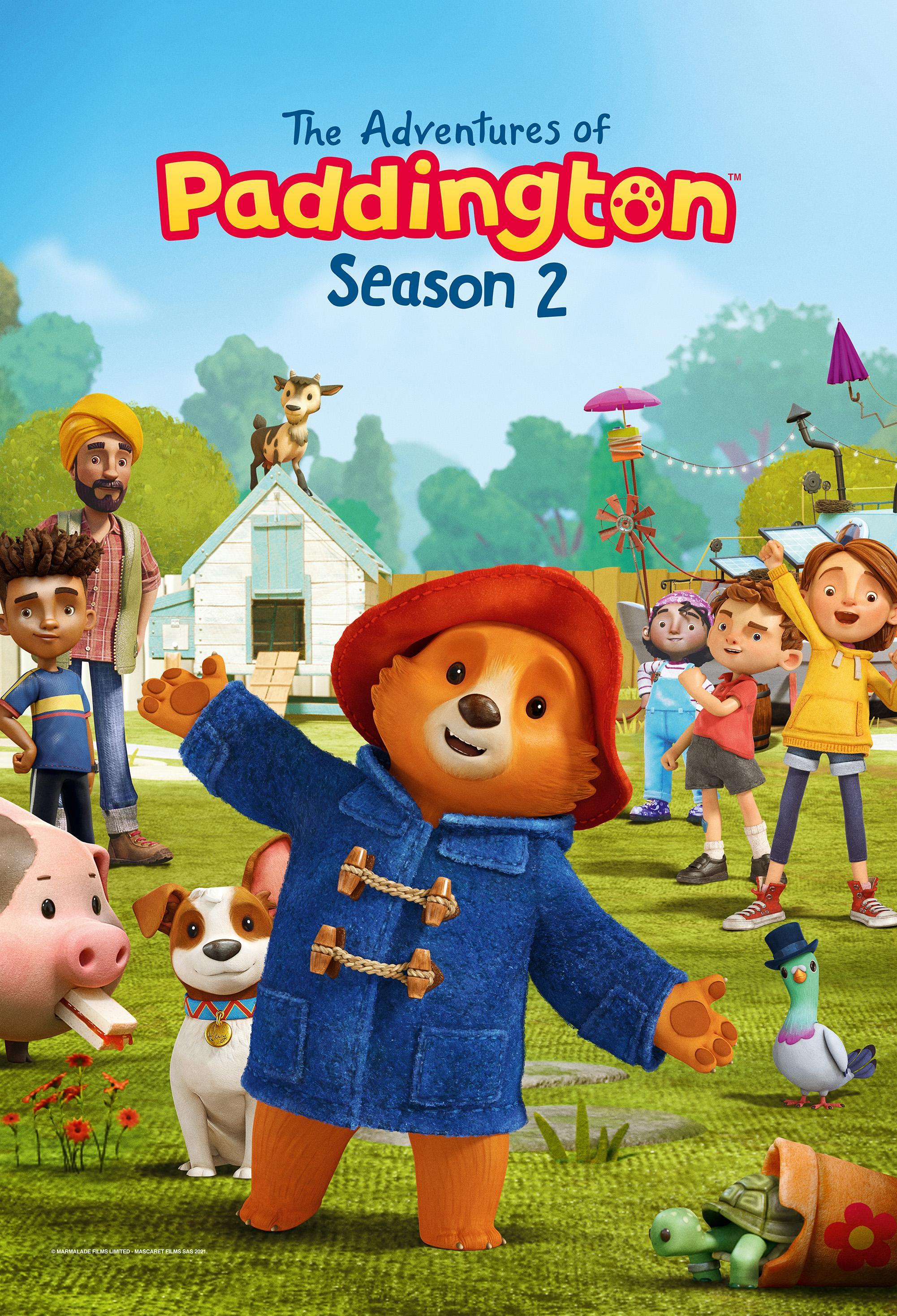 The Adventures of Paddington - Season 2