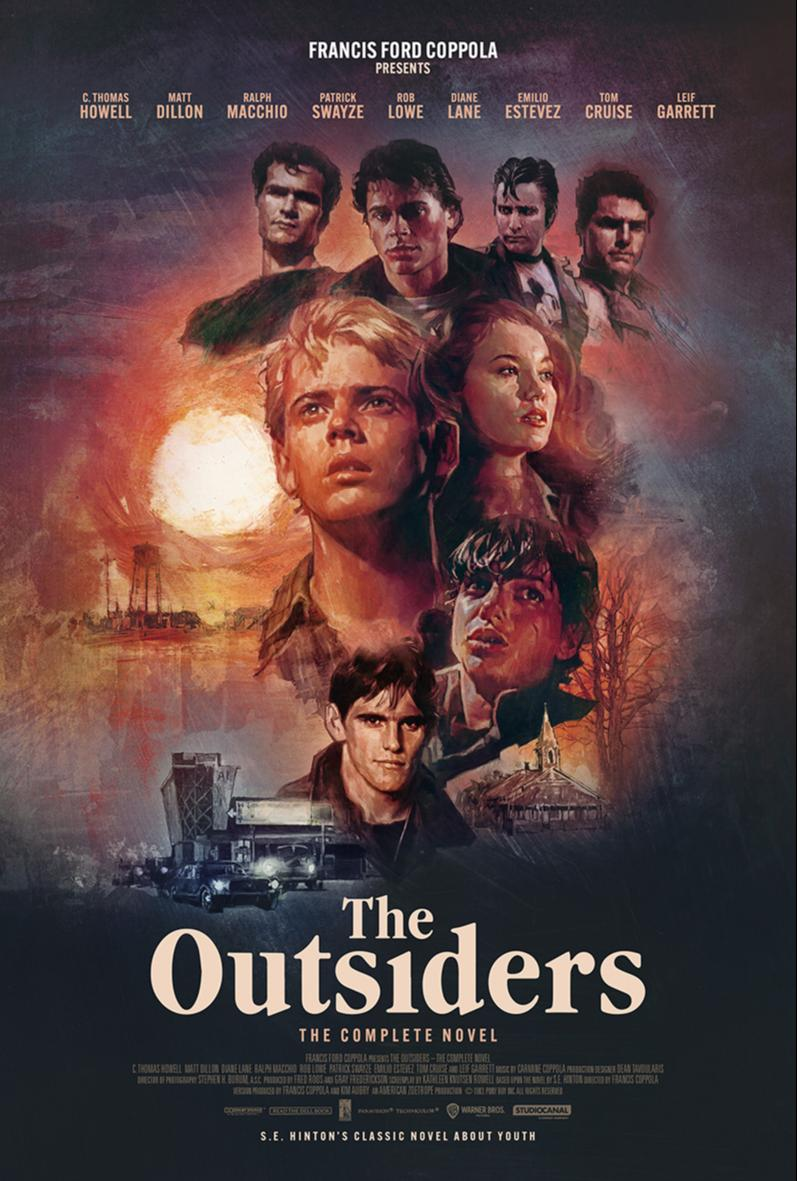 The Outsiders - The Complete Novel